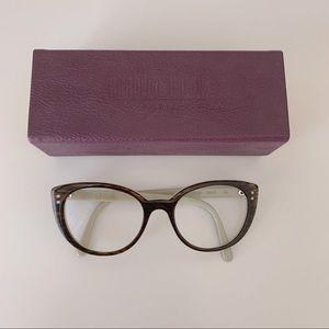 Caroline Abram glasses frames